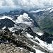 Aussicht in Richtung Oberalpstock