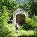 Cappella lungo il sentiero