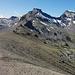 Engstligengrat, oberhalb Steghorn, rechts Wildstrubel