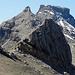 Chindbettihorn und Tierhörnli in Sicht, links Pt2652, rechts Steghorn