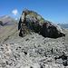 Chindbettihorn und Chindbettipass, Aufstieg am Grat