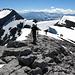 Aufstieg zum Ruchen 2901m