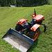 Spielzeug für (grosse) Jungs - Bergbauern-Idylle an der Bärentaler Alp