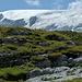 Beim Blick zum Spitzalpelifirn fühlt man sich an Bilder aus Norwegen oder Island erinnert.