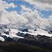 Klein-Matterhorn in Wolken