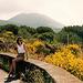 Monte Vesuvio und die bessere Hälfte - zwei wahre Vulkane ;-)