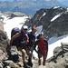 Francesco, Ivan e Massimo, grandi amici di escursioni.