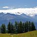 Die Bisse de Tsittoret: ein Höhenweg mit prächtiger Aussicht - und deshalb sehr vielen Touristen