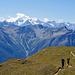 Panorama-Abstieg vom Saflischpass