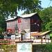 Pension Poklon. Gleich nebenan haben die Park Ranger eine kleine Hütte wo man eine Wanderkarte kaufen kann.