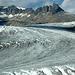 Magnifico il ghiacciaio