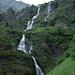 Wasserfall zwischen Oerz und Gösro
