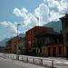 Zurück in der Riviera: Quellwolken über Biasca