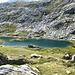 lago d' Orsirora inferiore