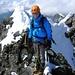 Roger und Dominik auf dem Gipfel des Piz Bernina