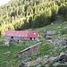 Ecco l'Alpe Peurett; d'ora in poi c'è solo un'ardua salita.