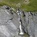 Wasserfall im Tersol-Tal