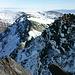 Blick vom Gipfel in die Nordwand des Mulhacen