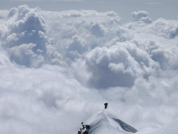 Über den Wolken... I