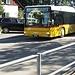 Postbus AG Regie Hütten auf dem Weg nach Wädenswil - und hier beginnt unsere Wanderung