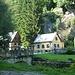 Die Neumanmühle im Kirnitzschtal ist der Endpunkt der Tour