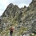 Verso il Monte Chiausis, salita breve ma per niente banale!