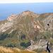 Hier die Route, gesehen von der Schilthorn Gegend aus