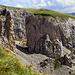Das Ifenplateau wird über die Jahrtausende fast unbemerkt kleiner. Die Erosion ist unaufhaltsam