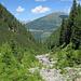 Val d' Assa, im Hintergrund Piz Arina