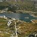 Grimselpass e Totesee, luogo di arrivo e partenza di questa bellissima escursione.