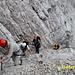 allererste Felsberührungen in den Schöngängen