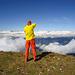 Nachtrag 2011: …schnell, schnell Fotografieren, bevor die Wolken kommen…
