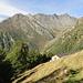 Dieses Tal führt zum Augstbordpass (gesehen von Alp Läger)