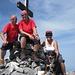 Gipfel-Spass am Ortstock an einen Traumtag!
