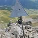Au sommet du Piz Griatschouls