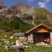 1) eccoci al Bivacco degli Alpini