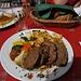 Das super Mittagessen hat richtig gut getan...<br />Aufgenommen auf der Terasse der Meglisalp:<br />Das Ziel ist noch 4.6 km entfernt...