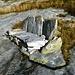Bitte nehmen Sie Platz - eines von vielen erstaunlichen Détails auf Alpe Masnee