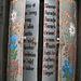 Gipfelbuch am Westgipfelkreuz