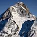 """Das Bietschhorn 3934m. (Foto von """"Wiener30"""" zur Verfügung gestellt. Besten Dank)."""