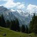 Blick zum Surettahorn