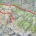 Ungefähre Route 1409b - Heureka: Gepünktelt der Jägerpfad