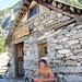 Rifufgio Corte Grande Tomè: una birretta e pi via ... verso valle