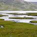 Durch diesen Fluss sind meine Frau und ich vor Jahren mit Stiefeln gewatet