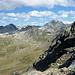 Schöner Blick nach allen Seiten der Silvretta