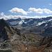 Blick zur Grialetschhütte