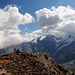 Blick vom Gipfel der Rötlspitze