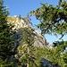 Blick in die Gipfelplatte.