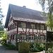 Fachwerkhaus mit Bauerngarten in Bettnang