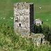 mittelalterlicher Wohnturm der Dienstherren des Klosters Disentis